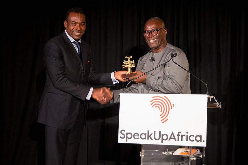 SPEAK UP AFRICA Awards