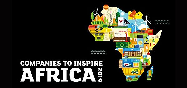 LSEG - Companies to inspire Africa 2019