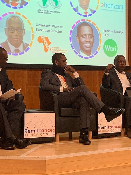 Remittances Africa Confex Mars 2019